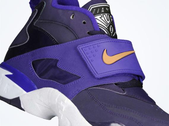 Nike Air Diamond Turf - Purple Dynasty