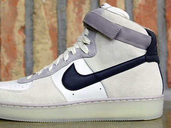 "Nike Air Force 1 Downtown ""Metallic Silver"" | Nike, Nike air"