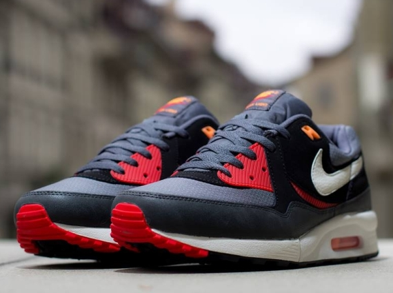 Nike Air Max Black And Red