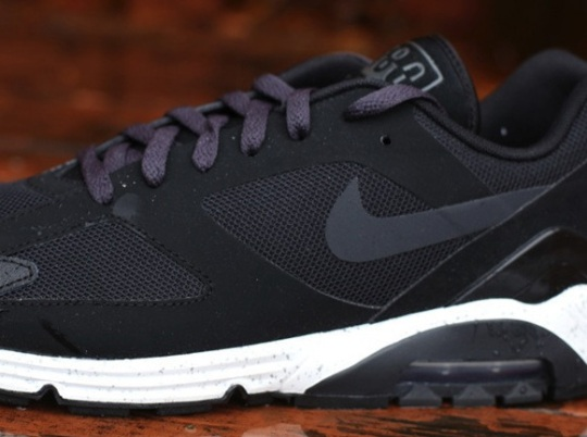 Nike Air Max Terra 180 – Black – Dark Charcoal – Metallic Silver   Available