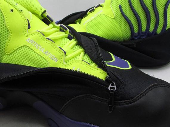 b736900c4ee88 Nike Air Zoom Flight The Glove - Black - Volt - Purple - SneakerNews.com
