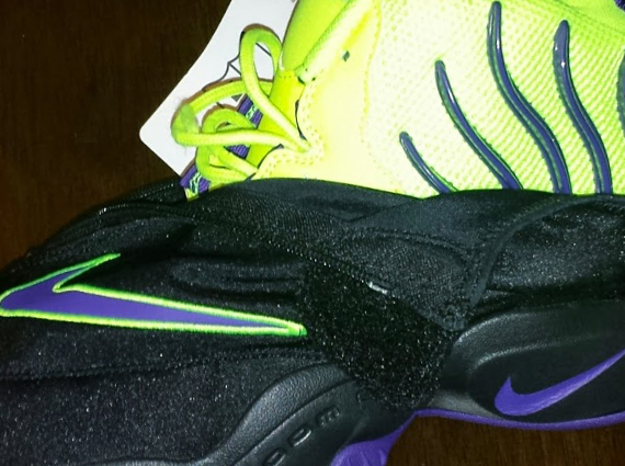 Nike Shoes Purple Neon