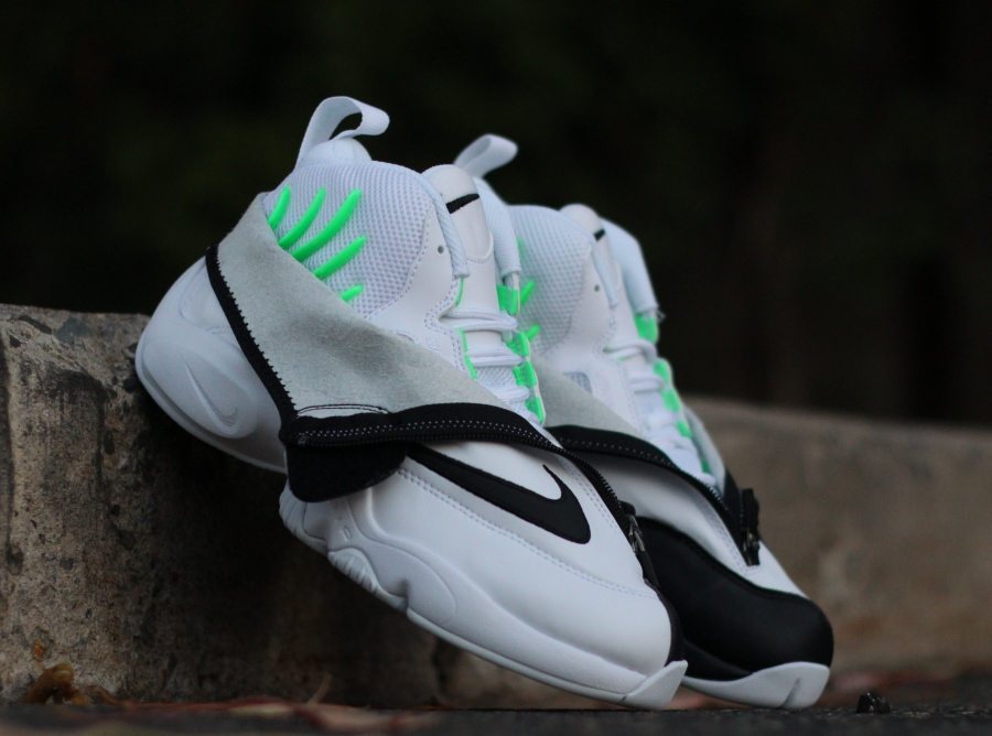 Nike Air Zoom Flight The Glove - White - Black - Poison ...