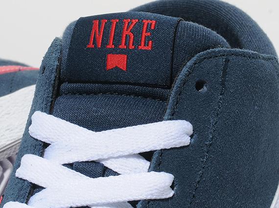 pretty nice 1ff79 a232c Nike Blazer Mid LR – Armory Navy – White