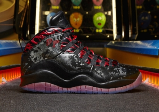 "Air Jordan 10 ""Doernbecher"" – Release Reminder"