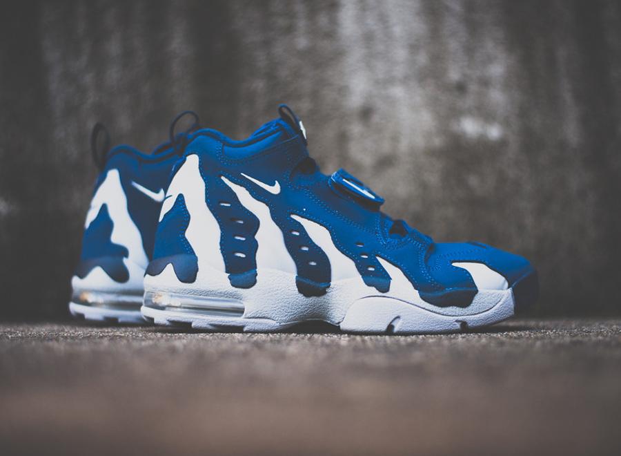 Blue Deion Sanders Shoes