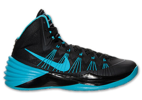 Nike Hyperdunk 2013 - Black - Gamma Blue | Available ...