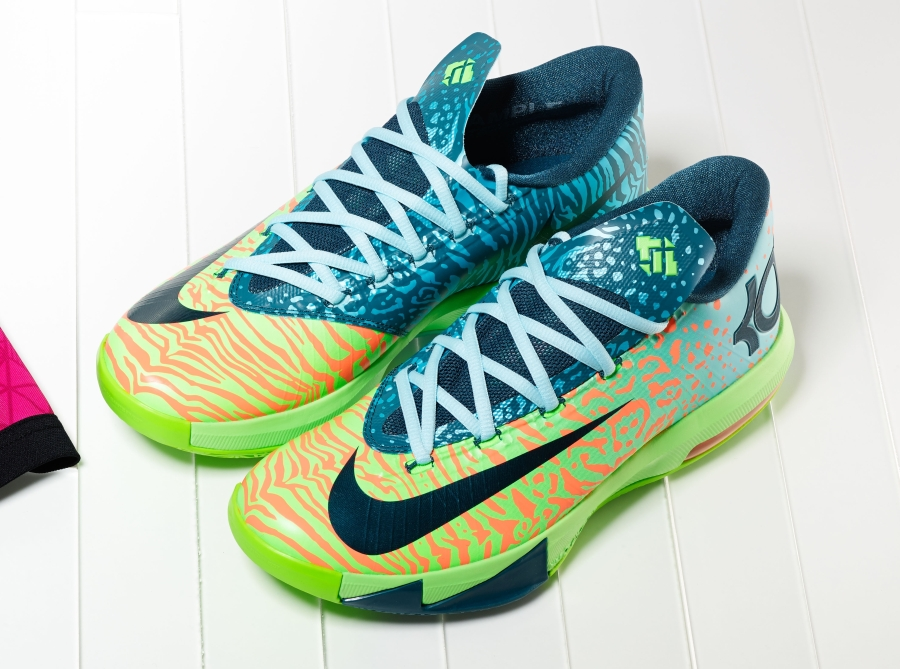 all kd 6 shoes