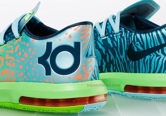 """Nike KD 6 """"Liger"""""""