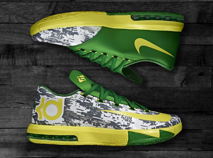532e4dabc60f Nike KD 6 - Oregon Armed Forces Classic PE - SneakerNews.com
