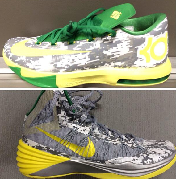 competitive price 73cdf 84ae4 Check out another look at both the KD 6 and Hyperdunk 2013 below and let us  know what you think.