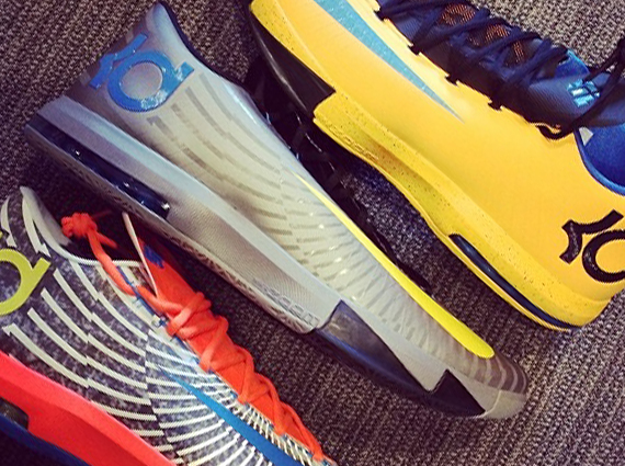 Kevin Durant Previews Upcoming Nike KD 6 Colorways - SneakerNews.com   570 x 425 jpeg 249kB