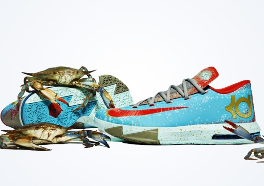 Kd  Maryland Blue Crab Shoes