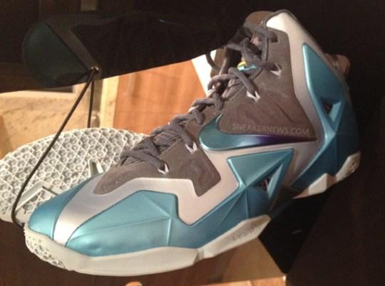 "Nike LeBron 11 ""Gamma Blue"" Special Packaging on eBay"