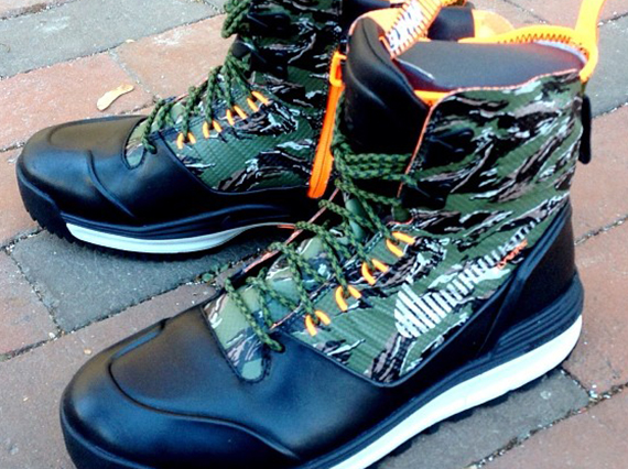 "the latest c3a81 995cd ... Nike LunarTerra Arktos ""Tiger Camo"" ..."