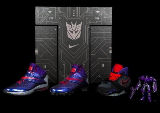 """Nike """"Megatron Rises"""" Pack"""