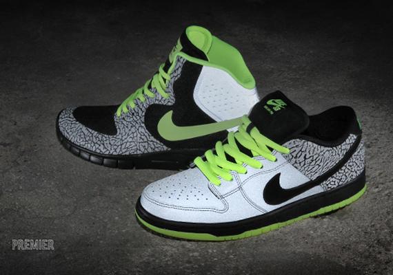 DJ Clark Kent x Nike SB - Black Friday