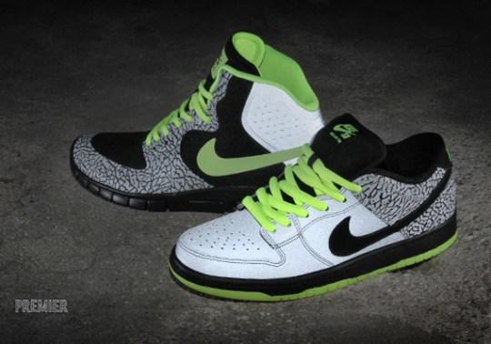 DJ Clark Kent x Nike SB – Black Friday Quickstrike Release