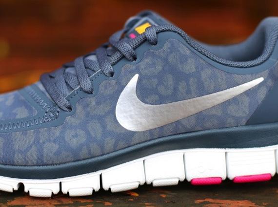 Nike Free 5.0 Cool Grey
