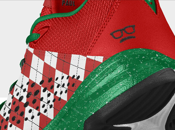 "e6ce6631493 NIKEiD Jordan CP3.VII – ""Argyle/Cliff Paul"" Option"