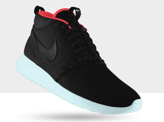 Nike Roshe Courir Mi Coupe