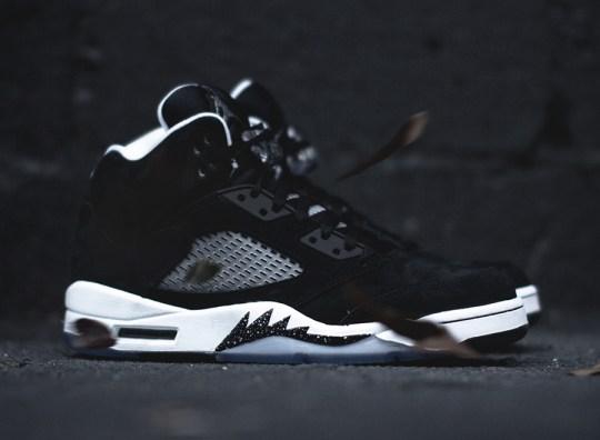 "Air Jordan 5 ""Oreo"" – Release Reminder"