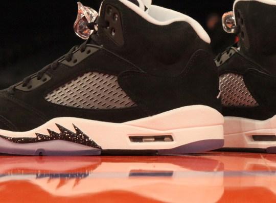 """Air Jordan 5 """"Oreo"""" – Beauty Shots"""