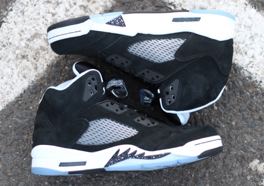 "Air Jordan 5 ""Oreo"" – Arriving at Retailers"