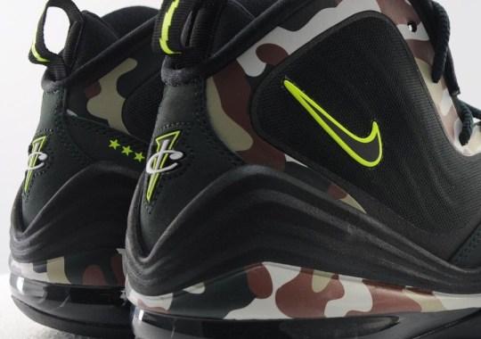 "Nike Air Penny 5 ""Camo"""
