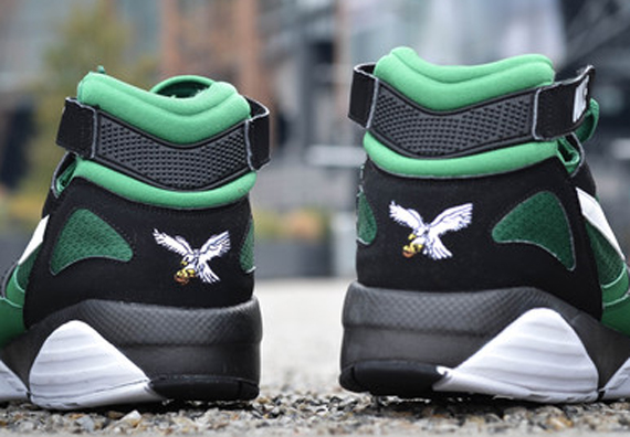 "Nike Scraps Air Trainer Max '91 ""Philadelphia Eagles"""