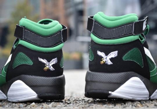 """Nike Scraps Air Trainer Max '91 """"Philadelphia Eagles"""""""