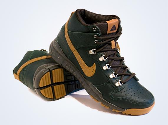 timeless design 43ed3 c48f8 Poler x Nike Dunk High OMS - Black/Brown - SneakerNews.com