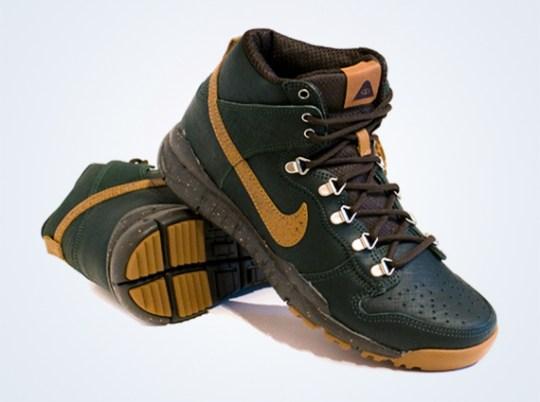 Poler x Nike Dunk High OMS – Black/Brown