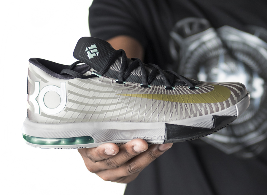 nike kd 6 quotprecision timingquot officially unveiled
