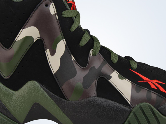 4a16ba2b1cfd ... Have you had your fill of the Reebok Kamikaze II yet The sneaker has  been all ...