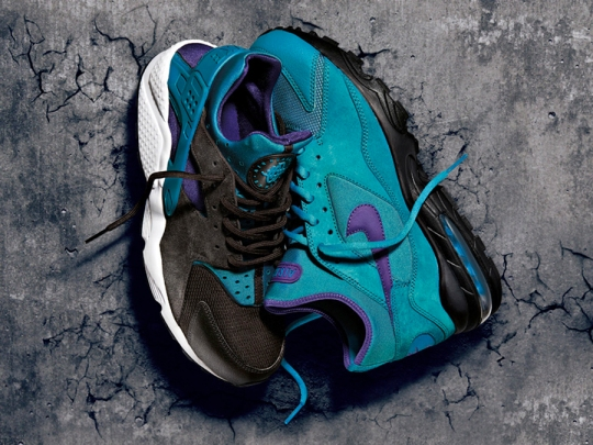 "Nike Air Max 93 + Air Huarache ""Teal Pack"" – Size? Exclusive"