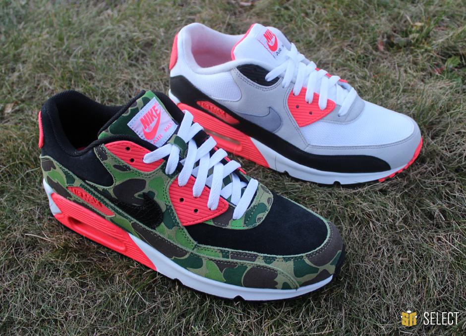 Atmos x Nike Air Max 90 \