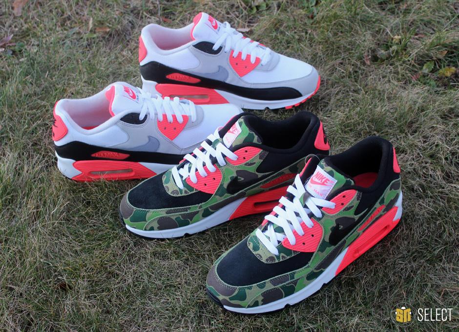 Sneaker News Select: Atmos x Nike Air Max 90