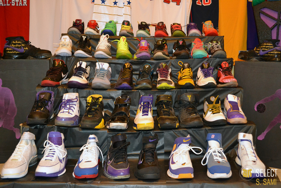 air max 2 kobe bryant sneaker collection