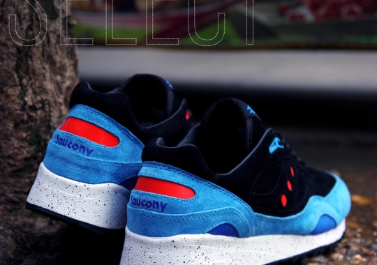 "Footpatrol x Saucony Shadow 6000 ""Only in Soho"": A Product of Their Environment"