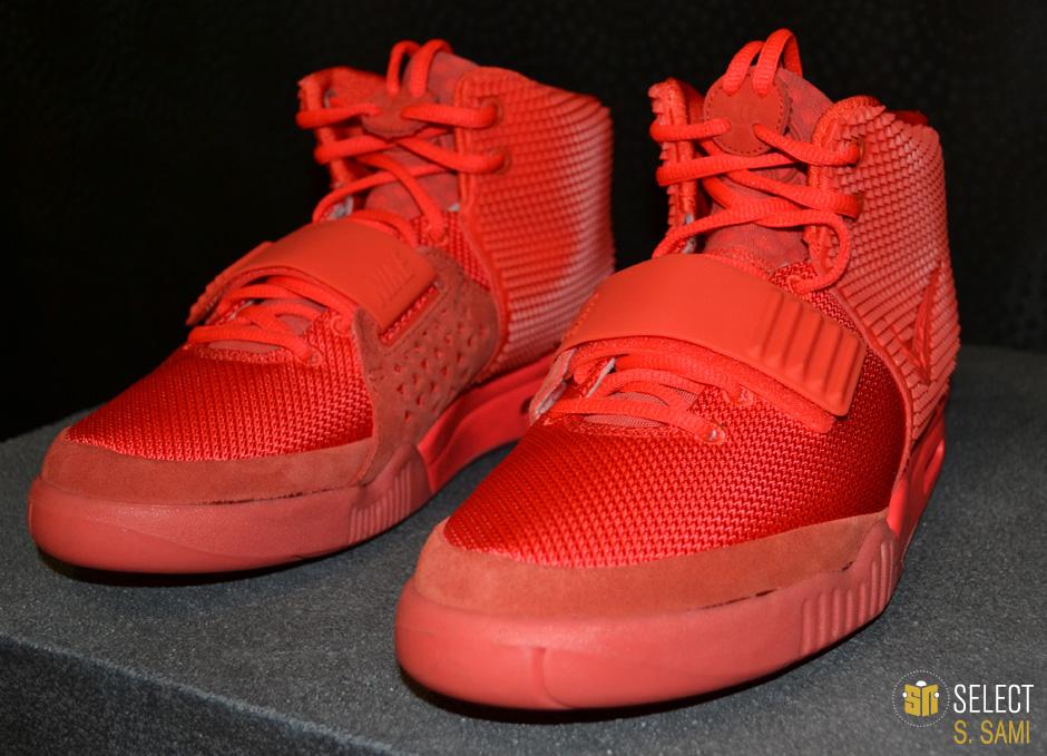 Red October Yeezy 2 | SneakerNews.com