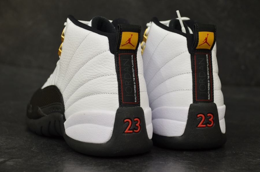 Taxi Air Jordan Xii Retro Sneakernews Com