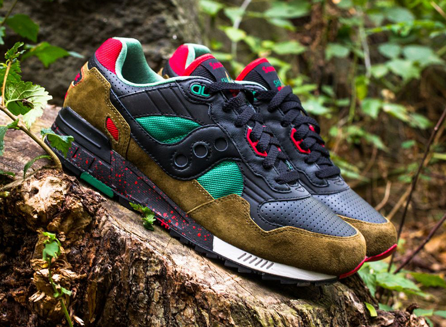 Saucony New Releases