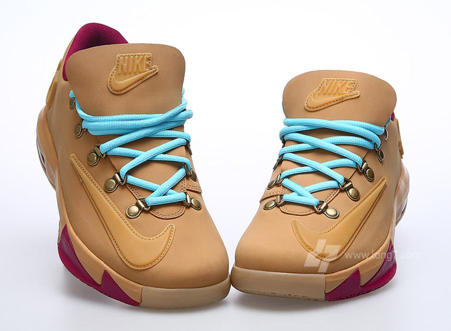 Discount Cheap Nike KD 6 Wheat Gum