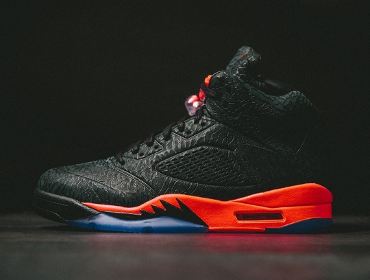 "The Last Air Jordan Release of 2013 is the 3Lab5 ""Infrared23"""