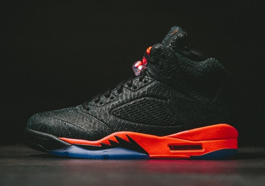 """The Last Air Jordan Release of 2013 is the 3Lab5 """"Infrared23"""""""