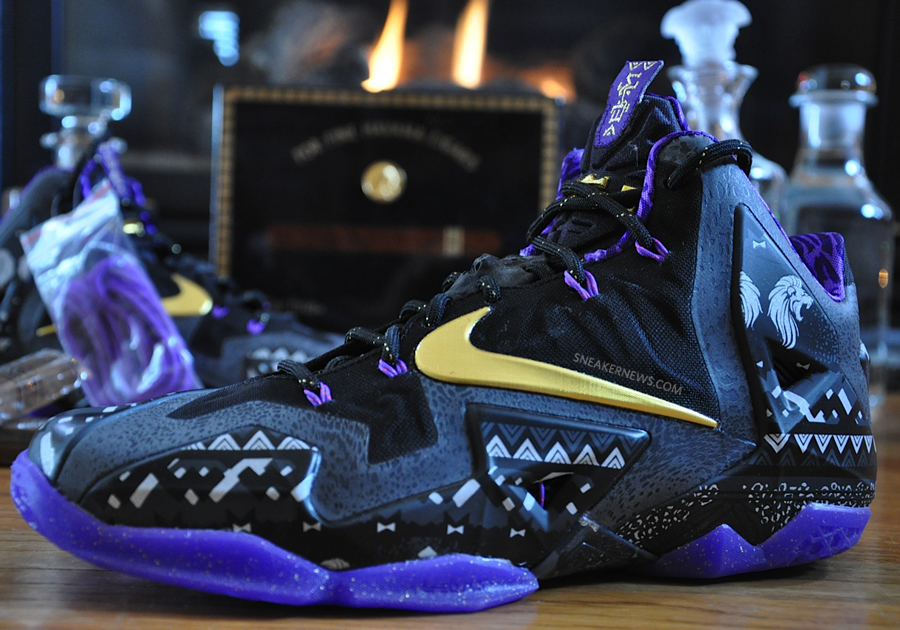 "6ad948afec8f00 Continue reading for a detailed gallery on the upcoming ""BHM"" LeBron 11 and  watch for full release info here on Sneaker News soon."