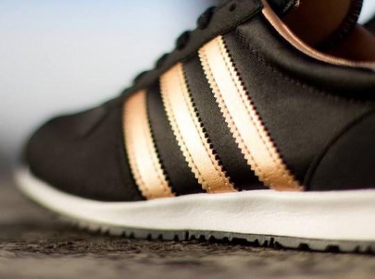 adidas adistar Racer – Black – Rose Gold