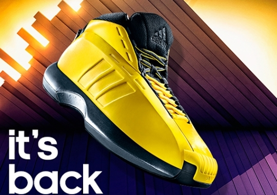adidas Crazy 1 Launch Events at Shoe Palace and Premier