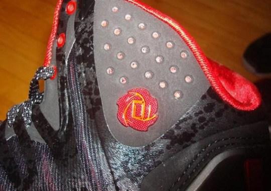 adidas D Rose 4.5 – Black – Red